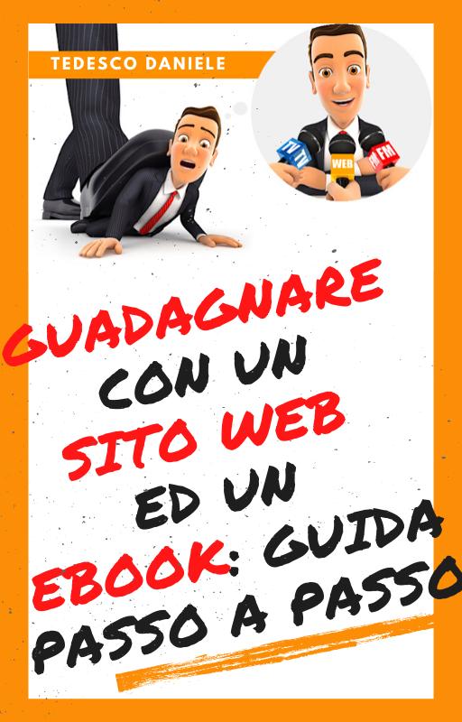 Guadagnare con un sito web ed un ebook